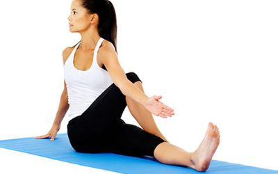 home yoga instructor for gastric and digestive problem